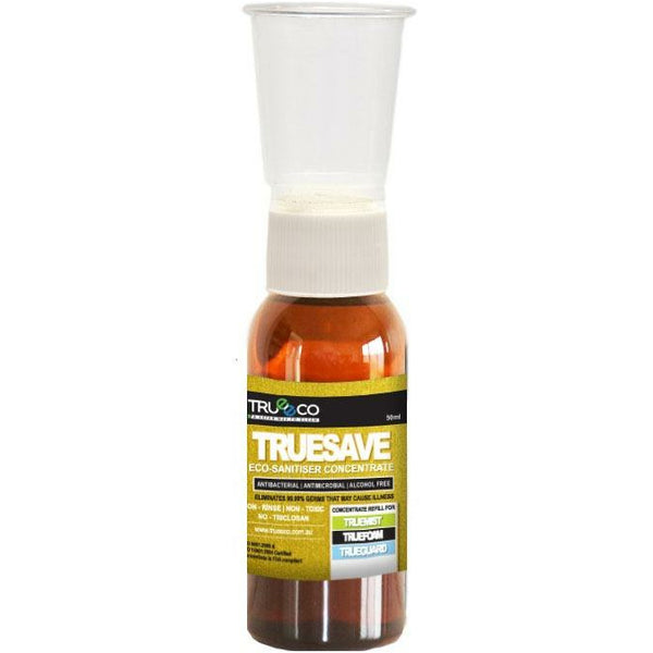 TRUESAVE CONCENTRATE 50ML (Creates 1 Litre READY2USE) - TRUEECO