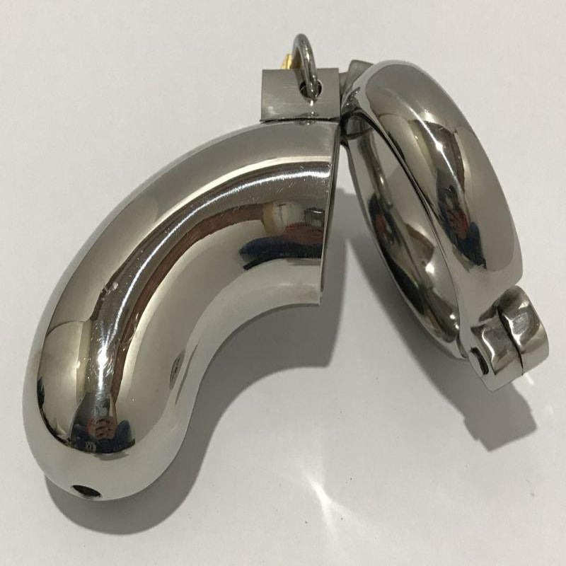 Bullnose Metal Male Chastity Device - Jazzy's Sexy Vibes