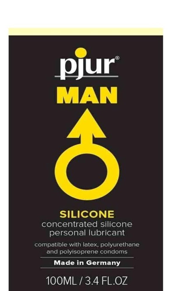 Pjur Man Basic Personal Silicone Glide - Jazzy's Sexy Vibes