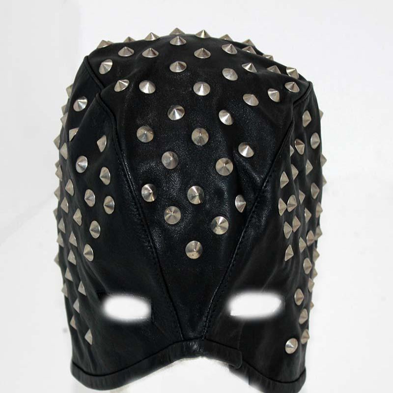 Spikey Studded Hood - Jazzy's Sexy Vibes