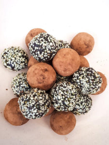 Protein Packed Energy Balls