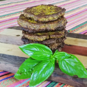 Vegan Friendly Hemp Patties