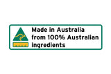 100% Australian ingredients