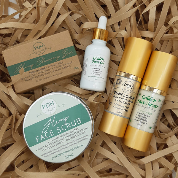 Delux Face care Gift Pack