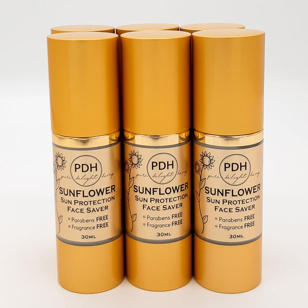 REFILL SERVICE - Sunflower Sun Protection Face Saver