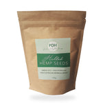 250g biodegradable bag of hulled hemp seeds