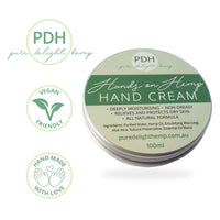 Hands On Hemp Hand Cream