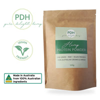 Hemp Protein Powder 50% Protein - Various Sizes