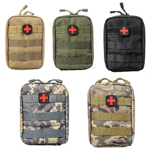 Tactical Medical Emergency First Aid Kit