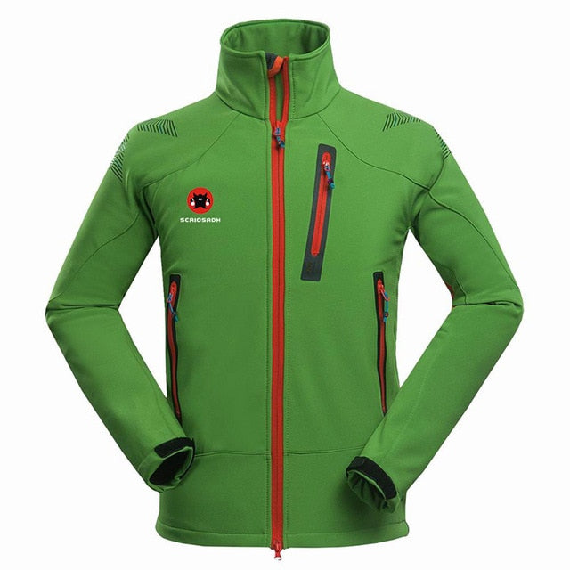 Waterproof Thermal Mountain Climbing Sports Anti-UV Jacket