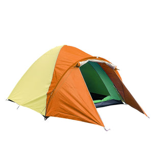 Ultralight 3-4 Person Double Layer Rainproof Tent