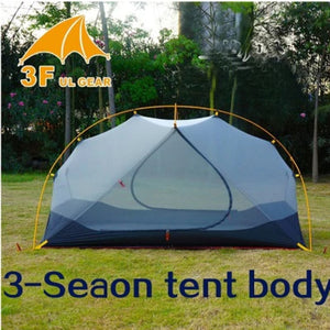 2 Person Breathable Ultralight Camping Tent