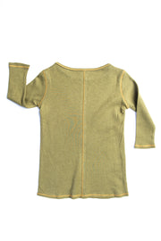 Dress Jacky:  Olive Drab-Golden Spice