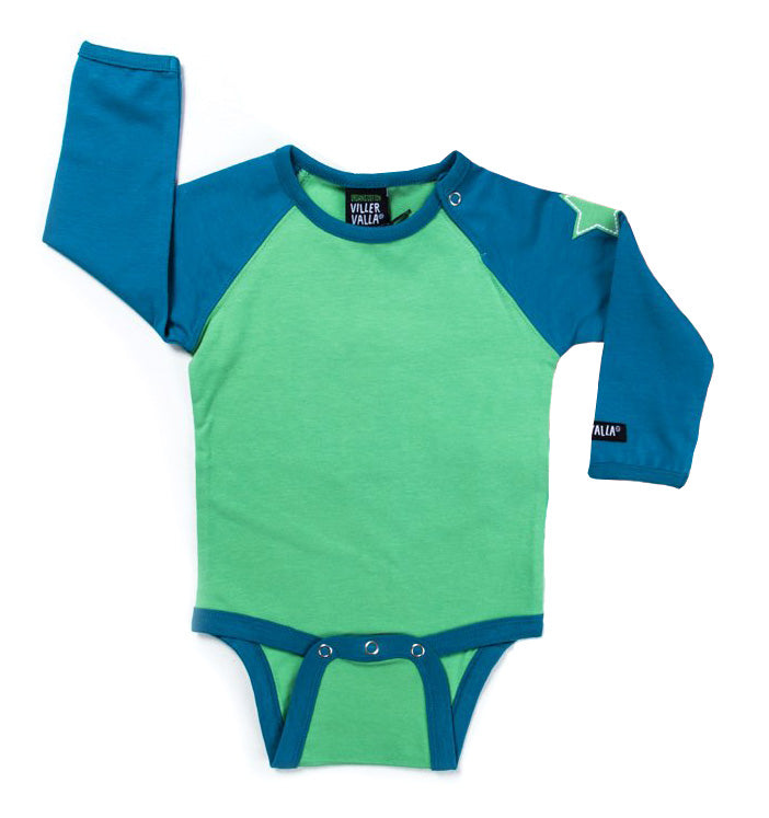 Body: Meadow/Nautic (Grønn/Blå)