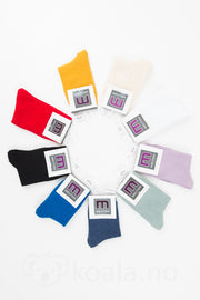 Basic sock: Lys lilla