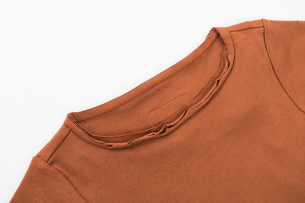 Shirt Isabel:Mocha