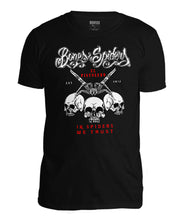 Upload the image to the gallery viewer, Bones and Spiders - El Pistolero - Brazilian Wandering Spider T-shirt