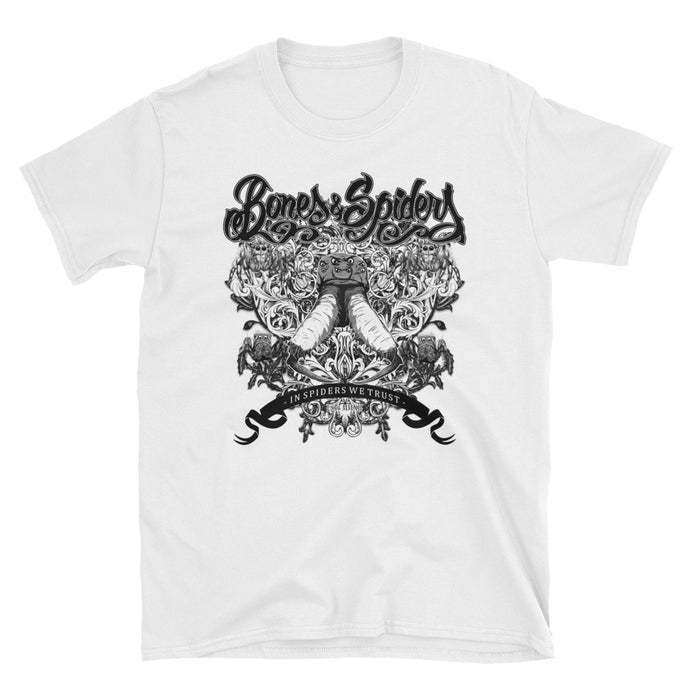 Bones and Spiders - Art Collection no. 1 - T-Shirt