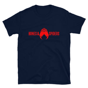 Bones & Spiders - Signature Line No. 16 - T-Shirt