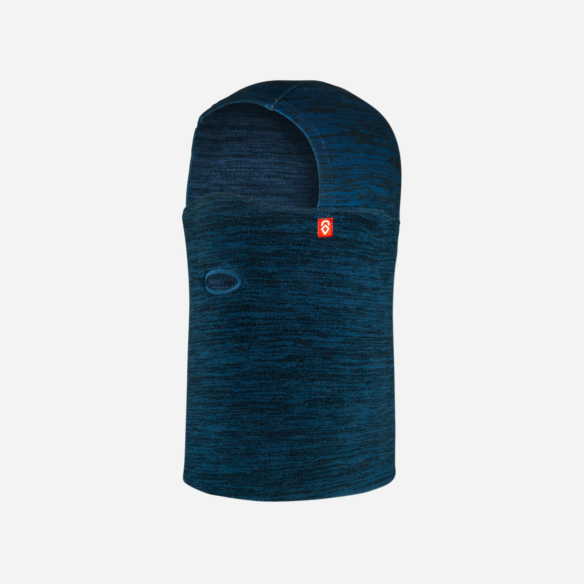 Balaclava Combo Microfleece + Drytech Heather Navy