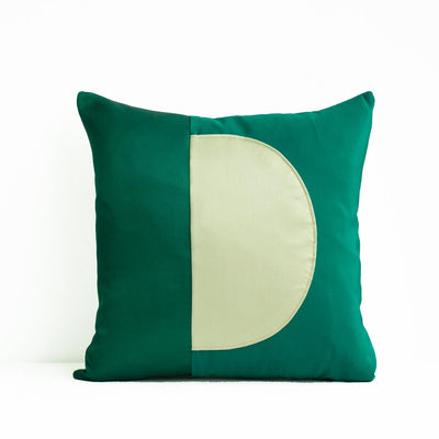 Decoupage Pillows | Emerald 07