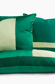 Decoupage Pillows | Emerald 05