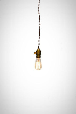 Simply Modern & Vintage Farmhouse Pendant Light