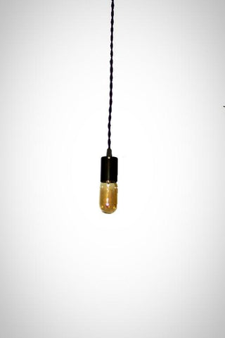Economy Minimalist Customizable simple pendant - Junkyard Lighting