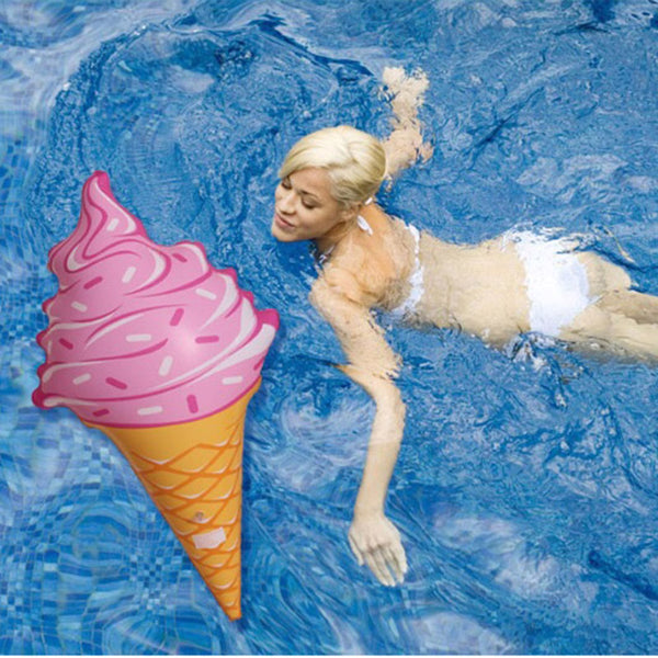 Inflatable Ice Cream Float Toy