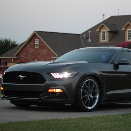 How to Change the Number of Turn Signal Flashes on your Ford Mustang using FORScan