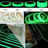 Glow In The Dark Tape - 5M - outdoor spullen