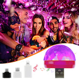 Mini Telefoon Discobal USB