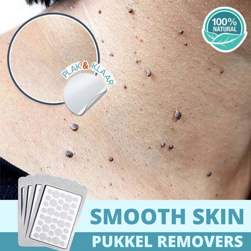 Smooth Skin - Pukkel Removers