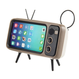 Mini retro TV bluetooth speaker