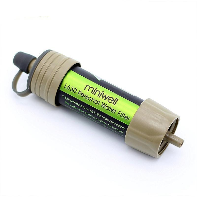 Miniwell - Water Filter - outdoor spullen