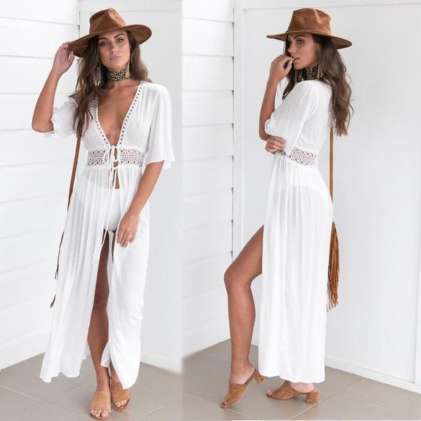 Fashion Boho Beach Cover - Kate Wardrobe