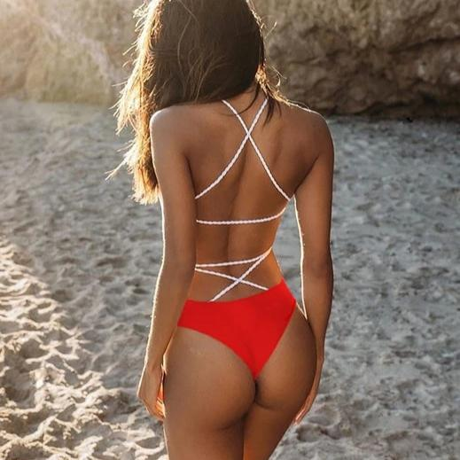 String Back Sexy Summer Bikini - Kate Wardrobe