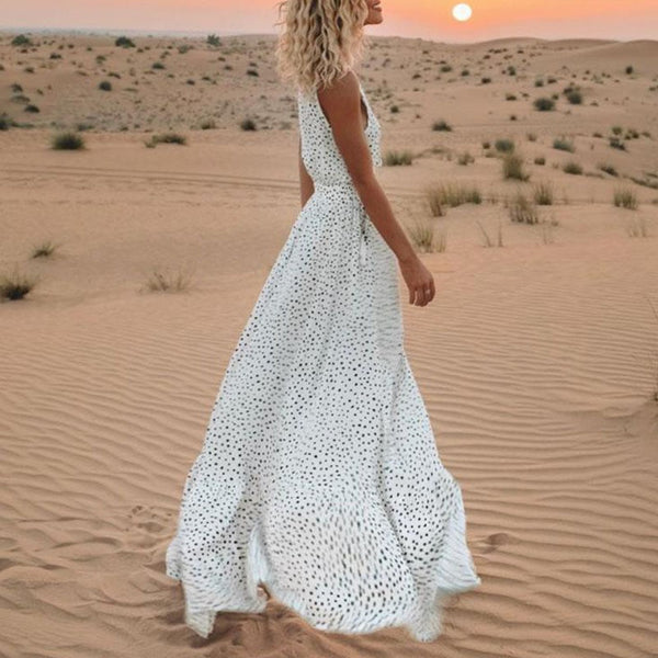 Bohemian Life Maxi Dress - Kate Wardrobe
