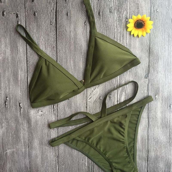 Sexy Strings Bikini Set - Kate Wardrobe
