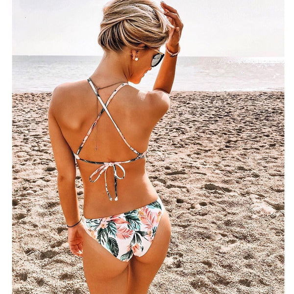 Backless Beach Suit - Kate Wardrobe