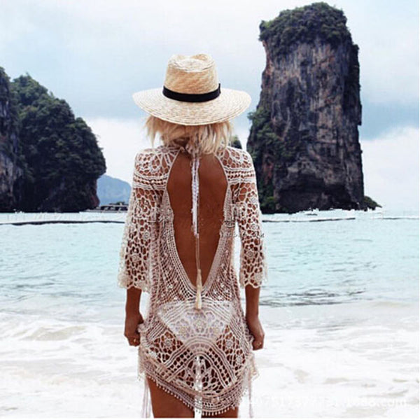 Bohemian Fashion Beach Wear - Kate Wardrobe
