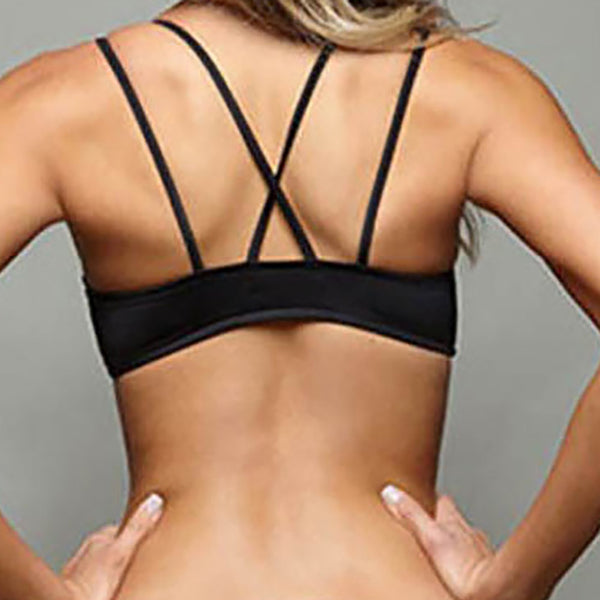 Sexy Back Straps Bra Tops - Kate Wardrobe