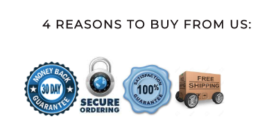 Reasons to Buy From us