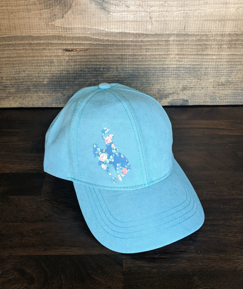 Wyoming Steamboat CC hat