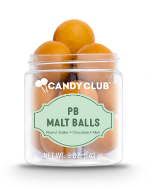 Candy Club Peanut Butter Malt Balls