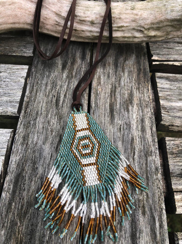 Indian Outlaw Necklace
