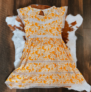 The Mustard Seed Dress