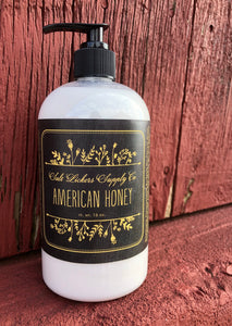 American Honey Lotion