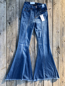 Dancing Queen Super Flare Denim