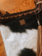 Load image into Gallery viewer, Cowhide Crossbody